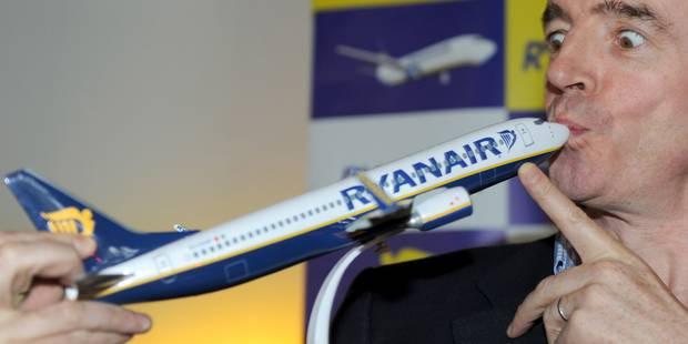 Relier les USA pour dix euros? Ryanair y croit encore! - La DH