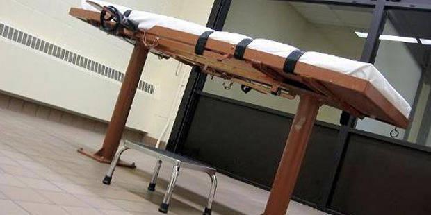Un Américain exécuté pour avoir tué son voisin noir et un policier - La DH