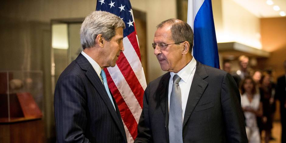 Syrie: accord russo-américain sur une résolution à l'ONU