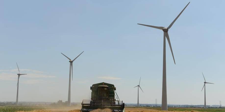 La Wallonie taxera les éoliennes