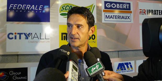 Cedomir Janevski (sélectionneur de la Macédoine) nouveau coach de Mons - La DH