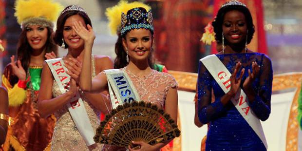 Miss Monde est... Miss Philippines! La Belgique dans le top 20 - La DH