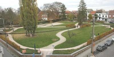 Le parc accessible en soirée - La DH