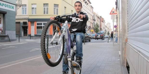 Ilias, graine de champion de wheeling - La DH