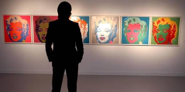 Le Bam fait boum avec Warhol - La DH