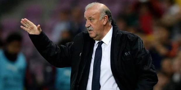 Del Bosque rappelle Piqué et convoque le Sévillan Moreno - La DH
