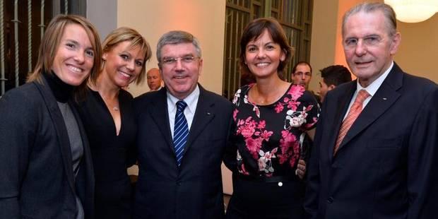 Le monde olympique belge a rendu hommage à Jacques Rogge - La DH