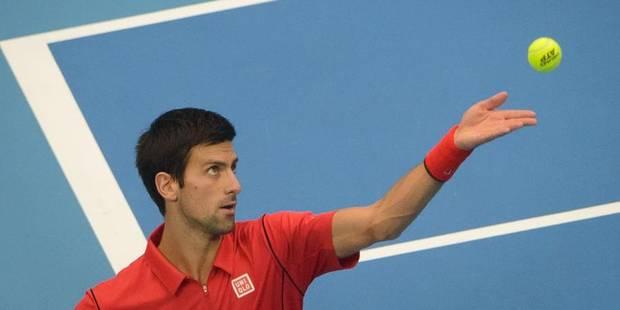 ATP Pékin: Novak Djokovic dicte sa loi en finale face à Nadal - La DH