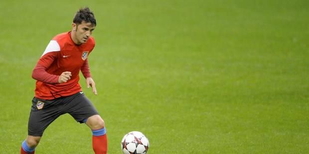 Villa forfait contre Belarus et Géorgie - La DH