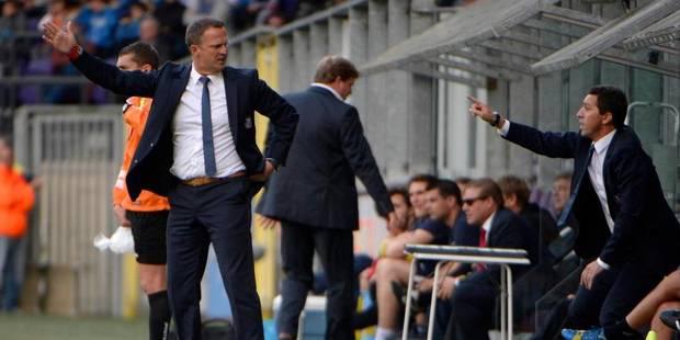 """Van Holsbeeck: """"4 défaites en 10 matches, c'est trop !"""" - La DH"""