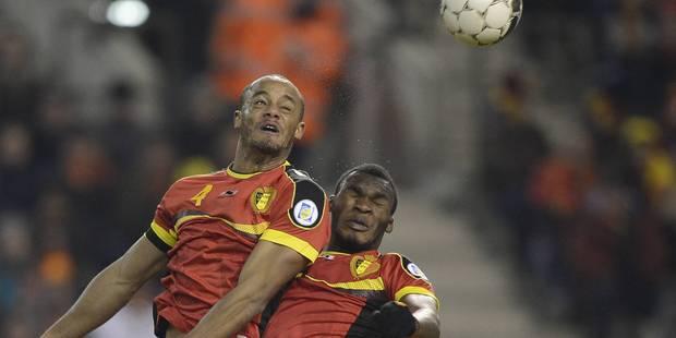Kompany et Benteke out pour la Croatie, Fellaini devrait jouer - La DH