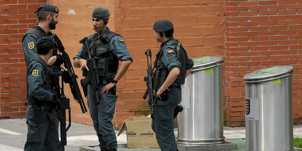 Une membre présumée de l'ETA arrêtée en Belgique - La DH