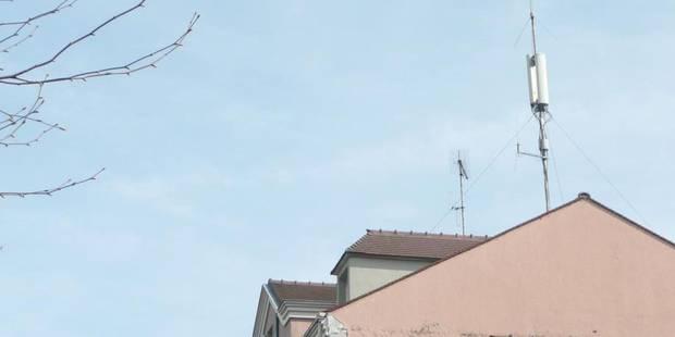 Non aux antennes GSM !