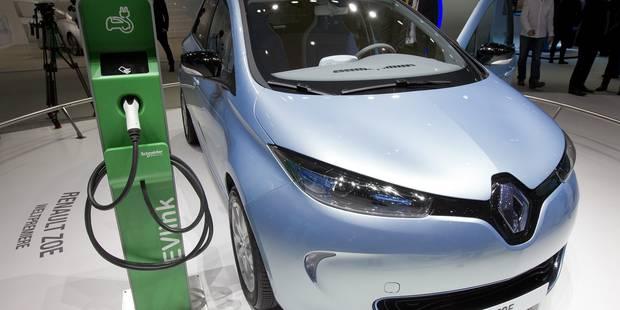 La voiture électrique, un vrai chemin de croix - La DH
