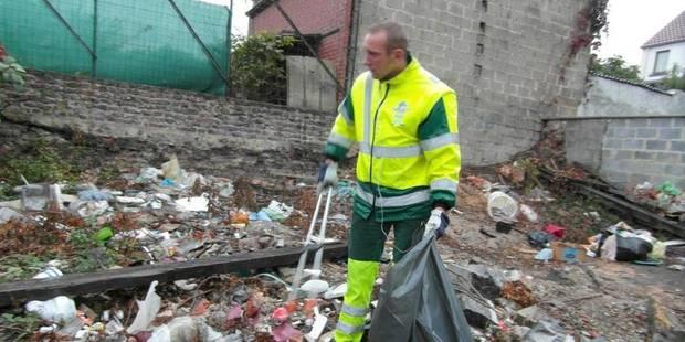 Charleroi, 33 points noirs de la propreté urbaine - La DH