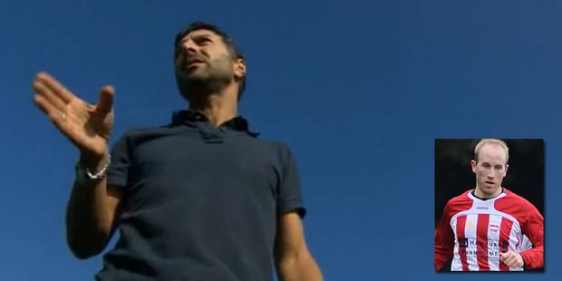 Agression après un match de foot: Limelette exclu du championnat, 3 ans de suspension pour l'entraîneur