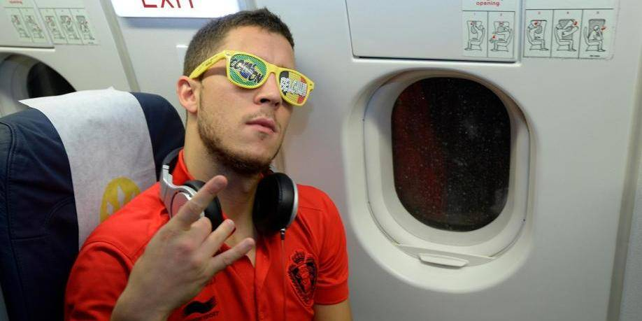 """Hazard: """"Pas au Brésil pour jouer trois matches"""""""
