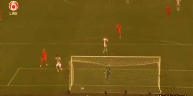 L'auto-goal grotesque d'un défenseur hongrois - La DH