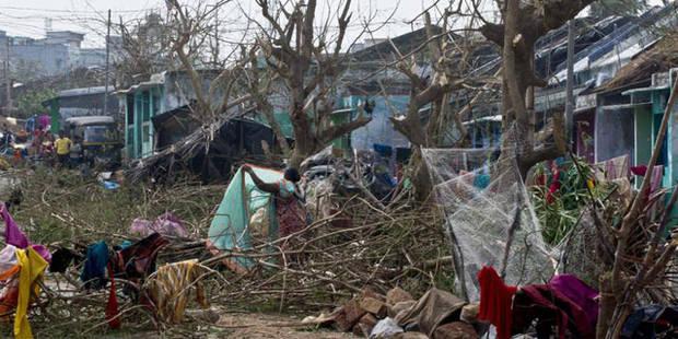 Cyclone en Inde: 14 morts et une évacuation massive - La DH