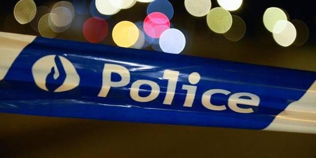 Un Liégeois porte deux coups-de-poing à un policier venu constater un accident - La DH