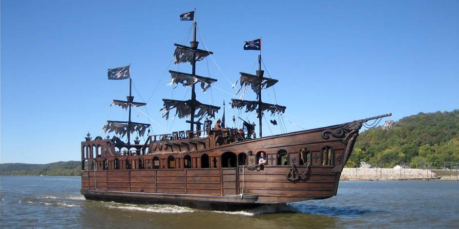 """Arrestation en Belgique de """"Grande Gueule"""", le plus puissant des pirates"""