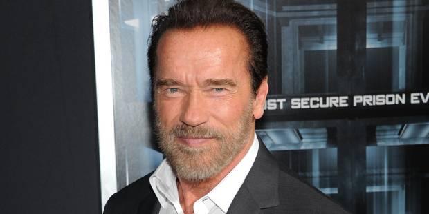 L'appétit sexuel de Schwarzenegger - La DH