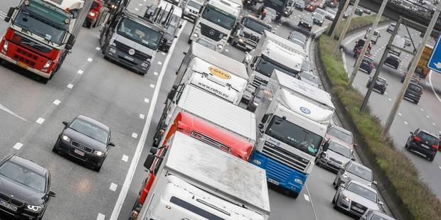 Ralentissements prévus sur le ring de Bruxelles - La DH
