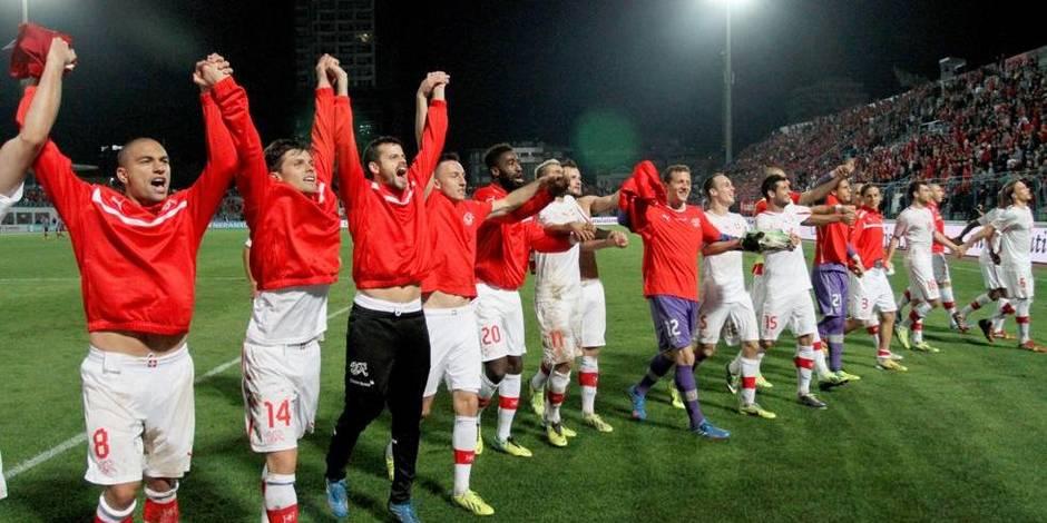 Six Albanais dans la sélection suisse