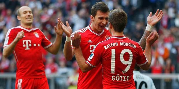 Bundesliga: le Bayern reprend les commandes en deux temps - La DH