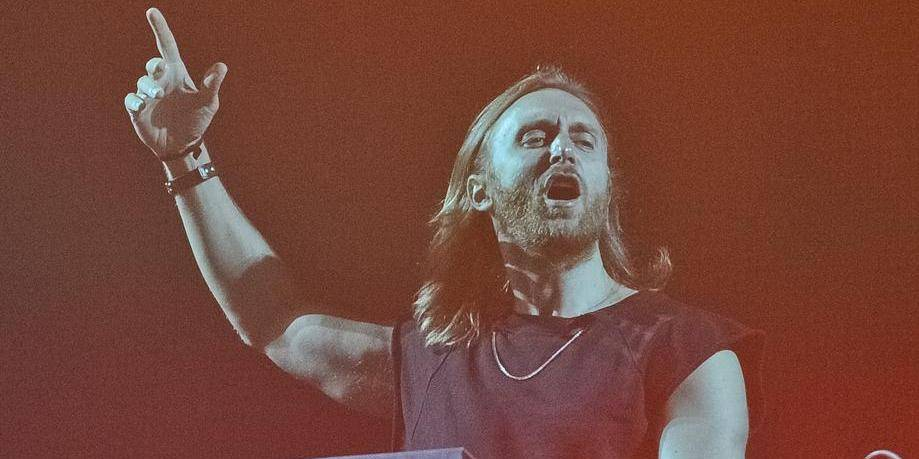 Guetta au Palais 12: dj, set et match