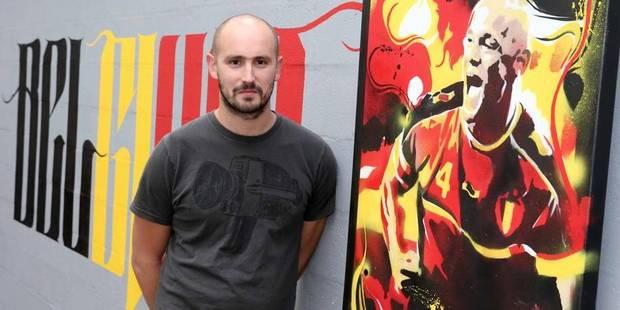 Un artiste noir-jaune-rouge - La DH