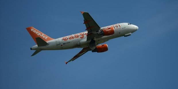EasyJet assurera dès mars une liaison entre Brussels Airport et Bordeaux - La DH