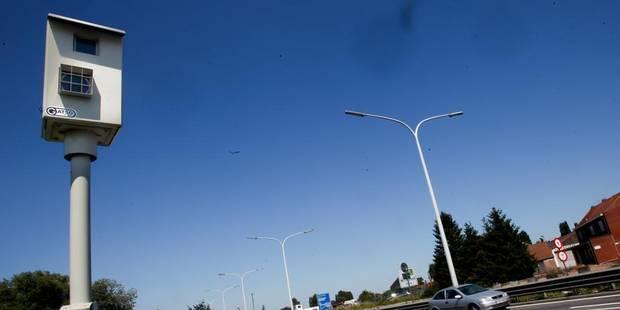 La police contrainte de débrancher des radars tronçons trop efficaces - La DH