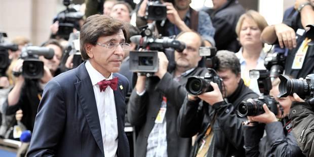 """Di Rupo: """"on ne peut accepter cet espionnage"""" - La DH"""