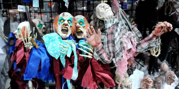 Halloween pr�s de chez vous