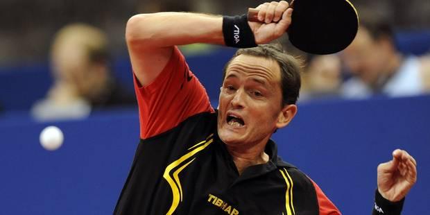 CM: Jean-Michel Saive perd son 1er match du 1er tour - La DH