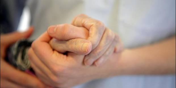 Une pensionnaire de home malmenée - La DH