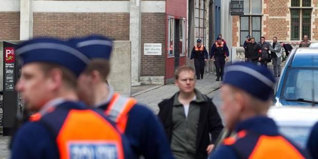 Alerte à la bombe sur le campus de l'université d'Anvers - La DH
