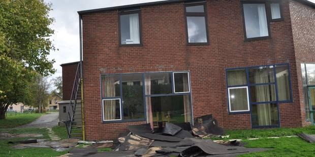 La tempête cause de gros dégâts à la Maison familiale - La DH