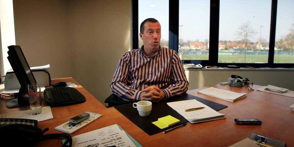 Luc Devroe est le nouveau directeur sportif d'Ostende