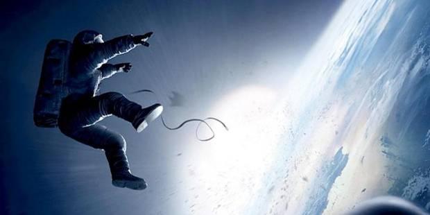 Gravity: LE film de l'année - La DH
