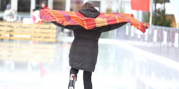 Une patinoire à St-Job - La DH