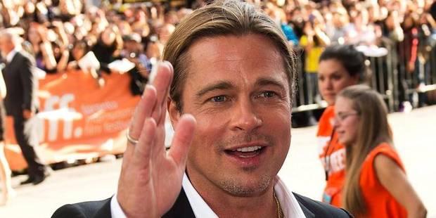 Brad Pitt sent mauvais - La DH