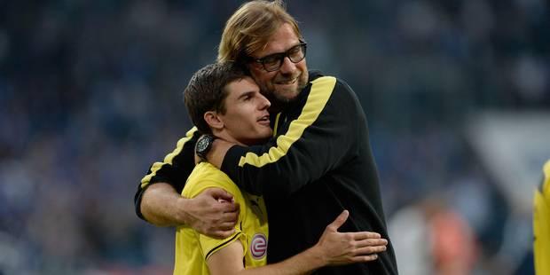 Jürgen Klopp prolonge à Dortmund jusqu'en 2018 - La DH