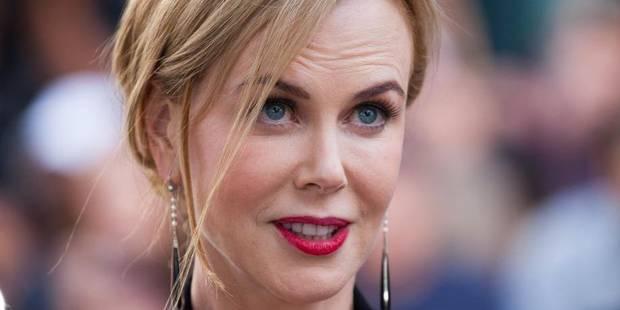 Nicole Kidman et les sextos - La DH