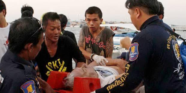 Au moins six morts dans un accident de ferry en Thaïlande - La DH