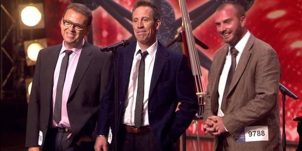 Chris Watson et les Happy Brothers en finale - La DH