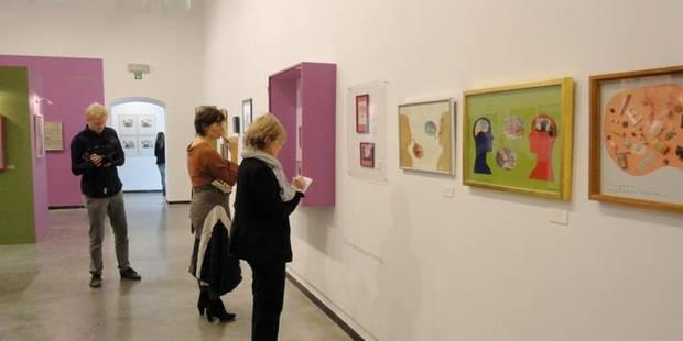 La vision de l'art de Mariën - La DH
