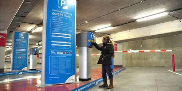 De nouvelles places de parking à Nivelles - La DH