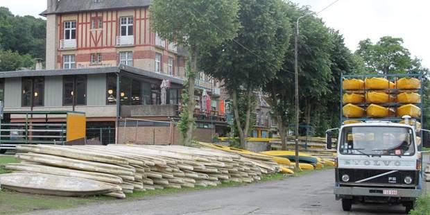 Lourde condamnation pour Meuse et Lesse - La DH